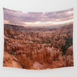 Sunset Point 6173 - Bryce Canyon National Park, UT Wall Tapestry