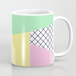 Pastels & Nettings Coffee Mug