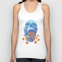 psychology Tank Tops featuring Reverse Psychology  by Rhysher Park