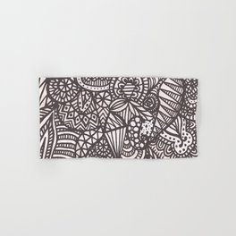 Doodle 10 Hand & Bath Towel