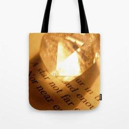 Words number 6 Tote Bag