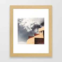 I.M. Pei MIA Museum  Framed Art Print