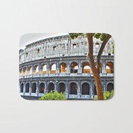 Roman Coloseum Bath Mat