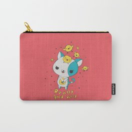 Really Good Kitty Carry-All Pouch