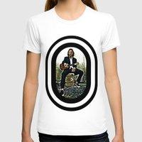 eddie vedder T-shirts featuring Eddie Vedder | Oil Painting by Silvio Ledbetter