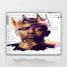 KingKendrick Laptop & iPad Skin