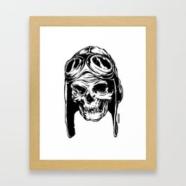 102 Framed Art Print