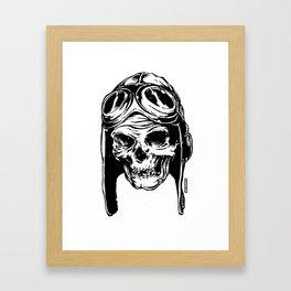 102 Framed Art Print