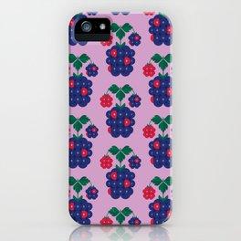 Fruit: Blackberry iPhone Case