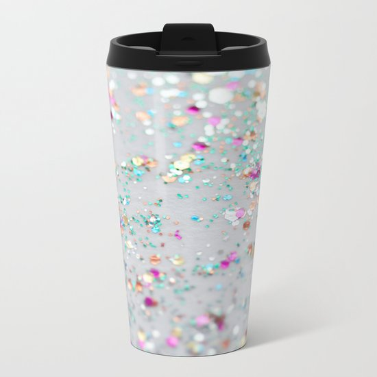Surprise Party  Metal Travel Mug