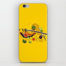 Kill Fruit iPhone Skin