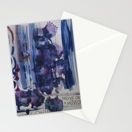 MOVE ON! Stationery Cards