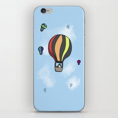 Penguin Transport iPhone & iPod Skin