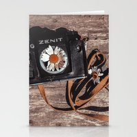 photographer Stationery Cards featuring photographer by Olga FoxFang