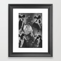 Iconic Images: Gypsy Rose Lee  Framed Art Print