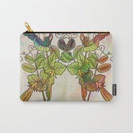 Grow Like Peas Carry-All Pouch