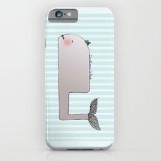 Gentleman Whale iPhone 6s Slim Case