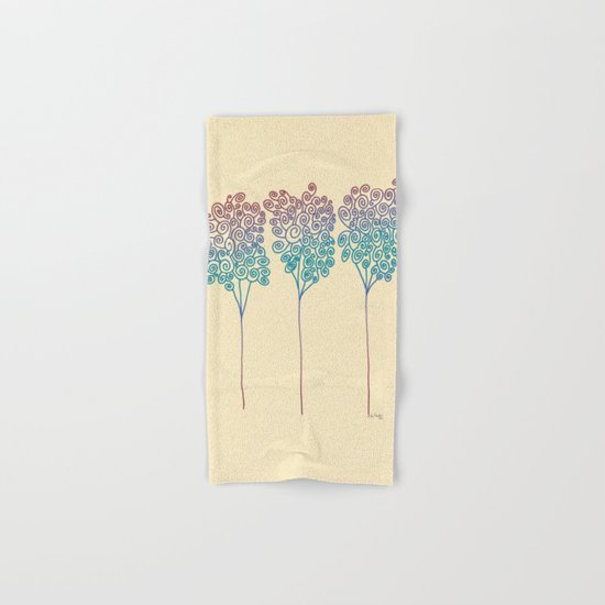 - 3 - Hand & Bath Towel