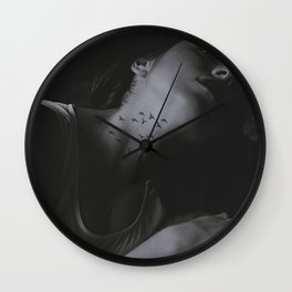 Life forms. Wall Clock