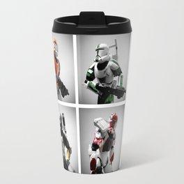 Star Wars: Republic Commando - Delta Squad Travel Mug