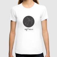 sagittarius T-shirts featuring Sagittarius by snaticky