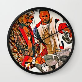 COOKING UP SOMETHING MARVELOUS Wall Clock