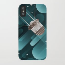 Touching the Moon iPhone Case