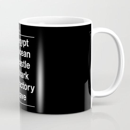 Know your Waveforms Coffee Mug