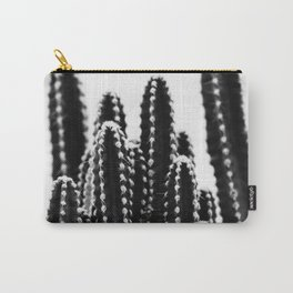 Minimal Cactus Carry-All Pouch