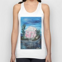 home sweet home Tank Tops featuring home by sladja