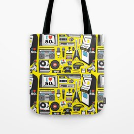 I love the 80's Tote Bag
