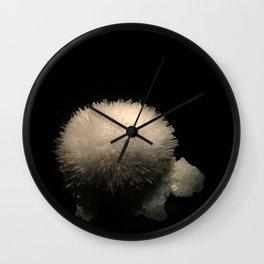 Snowball Wall Clock