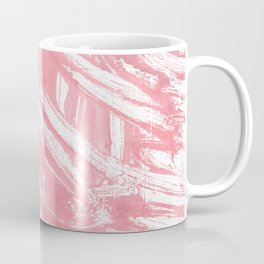 Mauvelous abstract watercolor Coffee Mug