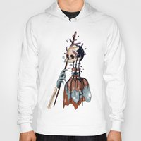 native Hoodies featuring Native  by PAFF