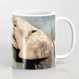 Family Reunion - Elephants Never Forget Coffee Mug