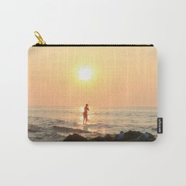 Paddling in the Sun Carry-All Pouch