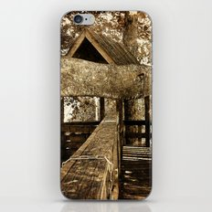 Old Love Story iPhone & iPod Skin