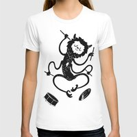 monster T-shirts featuring Monster by Anya Volk