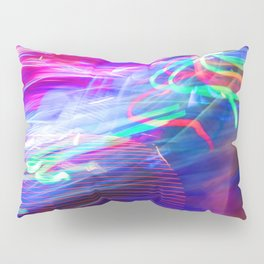 Crazy Lights Pillow Sham