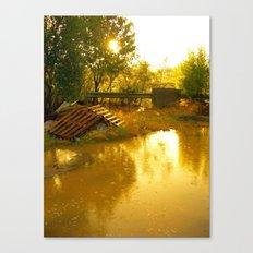 Let it rain... Canvas Print