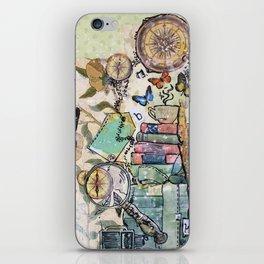 EDUCATE - madewithunicorndust by Natasha Dahdaleh iPhone Skin