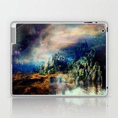 Cosmic Xanadu Laptop & iPad Skin