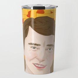 Saint Ned Travel Mug