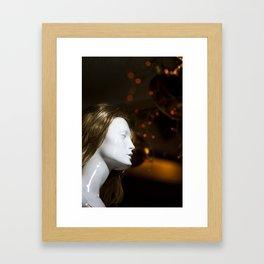 Petra Porcelain #2 Framed Art Print