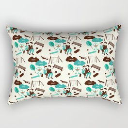 The Fault In Our Stars Pattern Rectangular Pillow