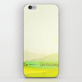 Minimal Meadow Redux iPhone Skin