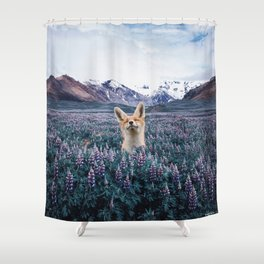 Why Do You Love Nature? Shower Curtain