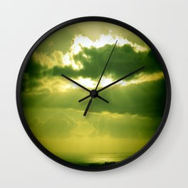 Luminosity Wall Clock