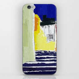 town view iPhone Skin
