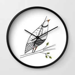neville Wall Clock